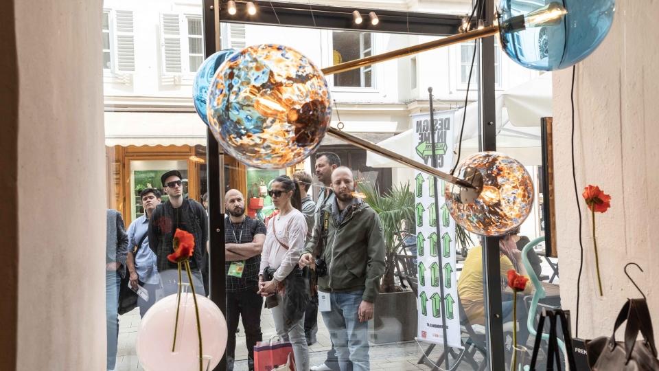Designmonat in der Stadt Graz