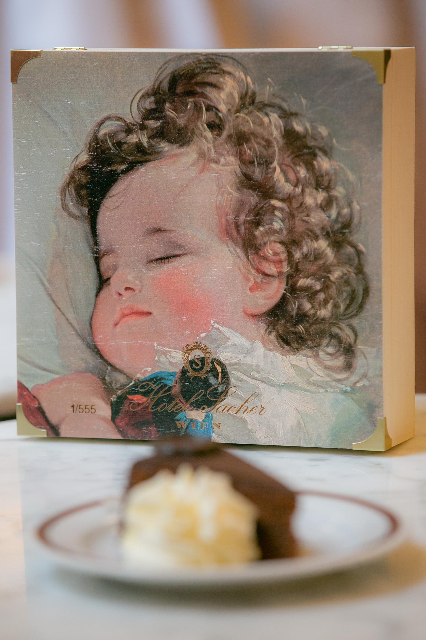 Sacher-Torte für den guten Zweck