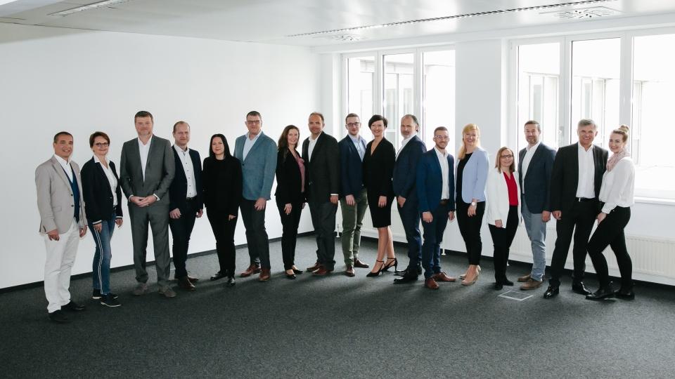 "Zehn neue ""Area Manager"" bei Ruefa"