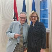 Christian W. Mucha, Johanna Mikl-Leitner,