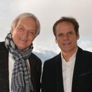 Richard Walter und Gerhard Sint