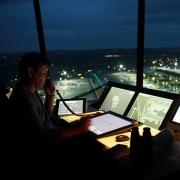 Flughafen Tower Wien