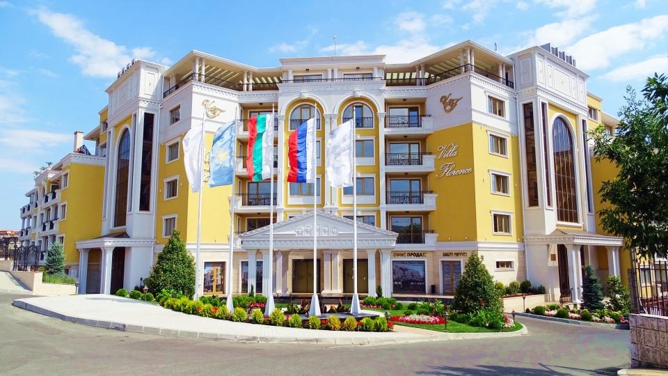 Ferienanlage in Sveti Vlas / Bulgarien