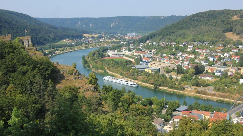 Riedenburg in Deutschland