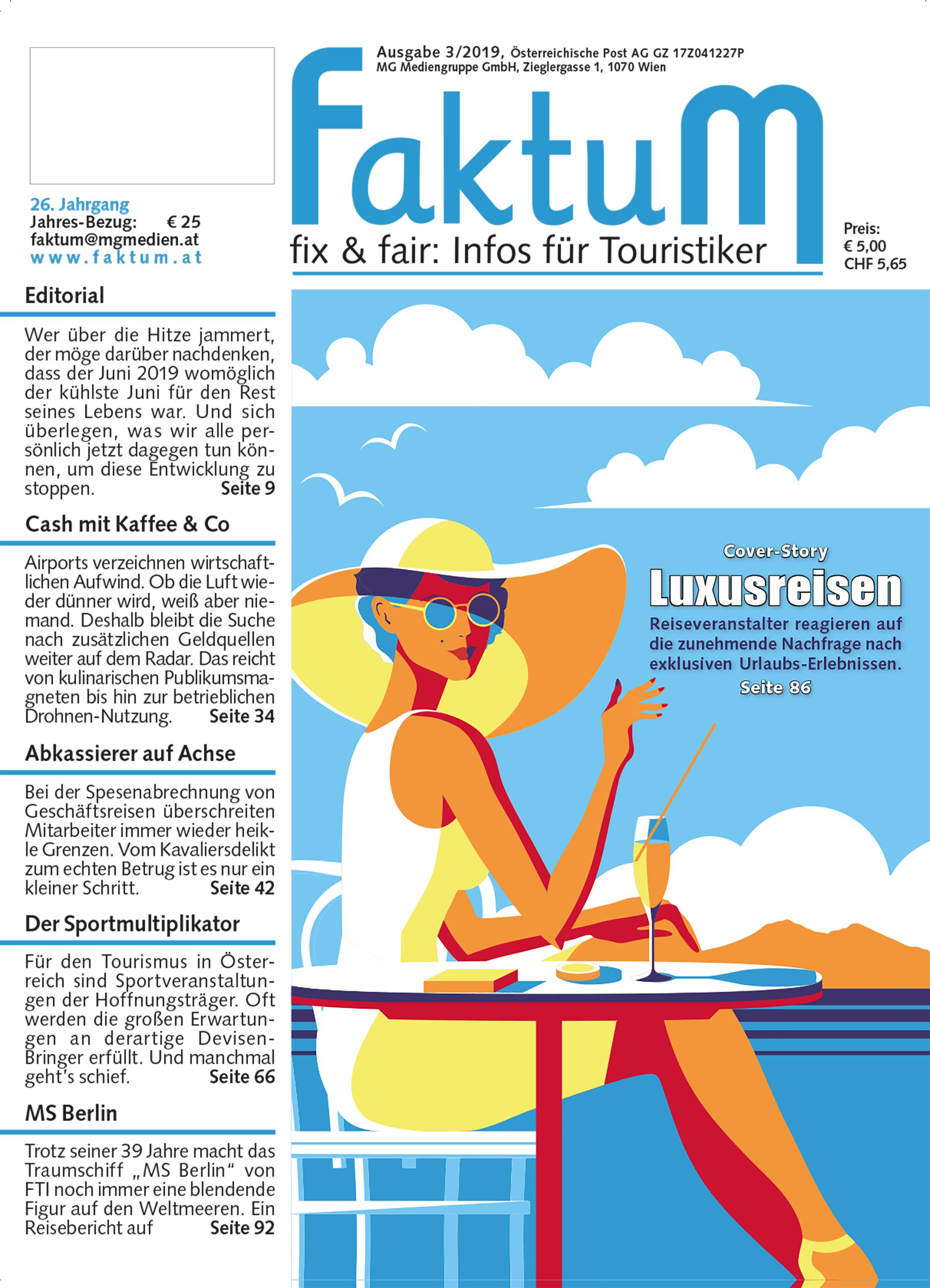 FaktuM Cover 3/2019