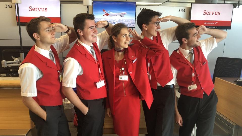 Austrian Airlines sucht nach digitalen Piloten
