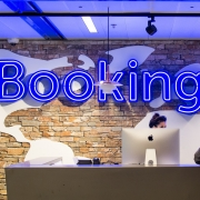 Booking.com Firmenzentrale