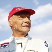 Niki Lauda am 30. Juni 2018