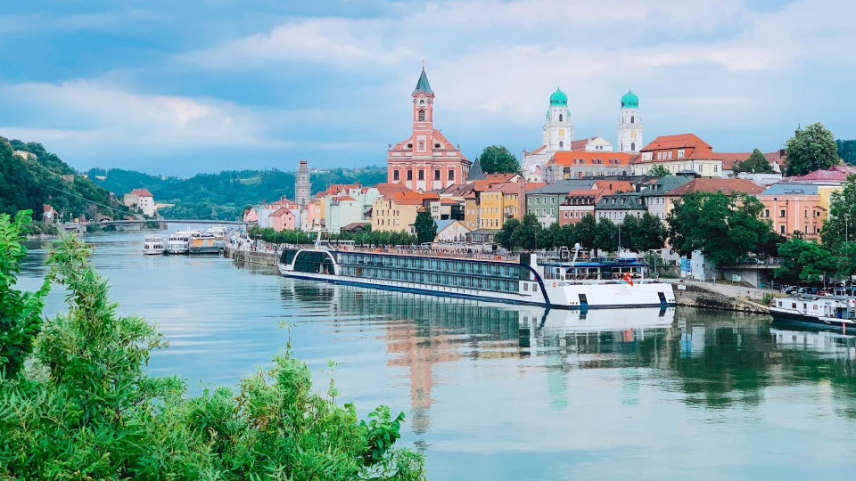 "Die ""AmaMagna"" in Passau"