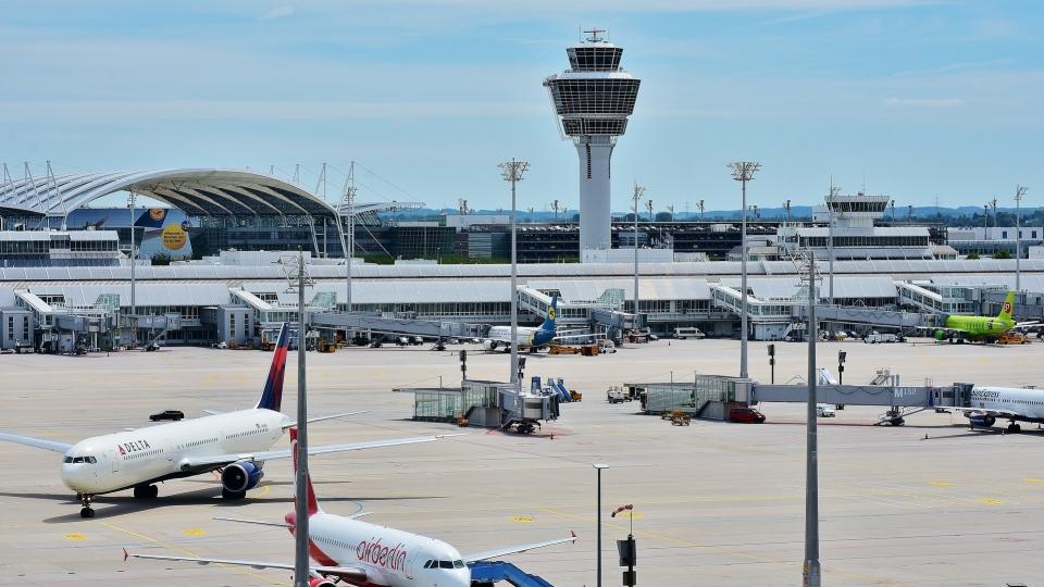 Münchner Flughafen betreibt Flughafen Sofia