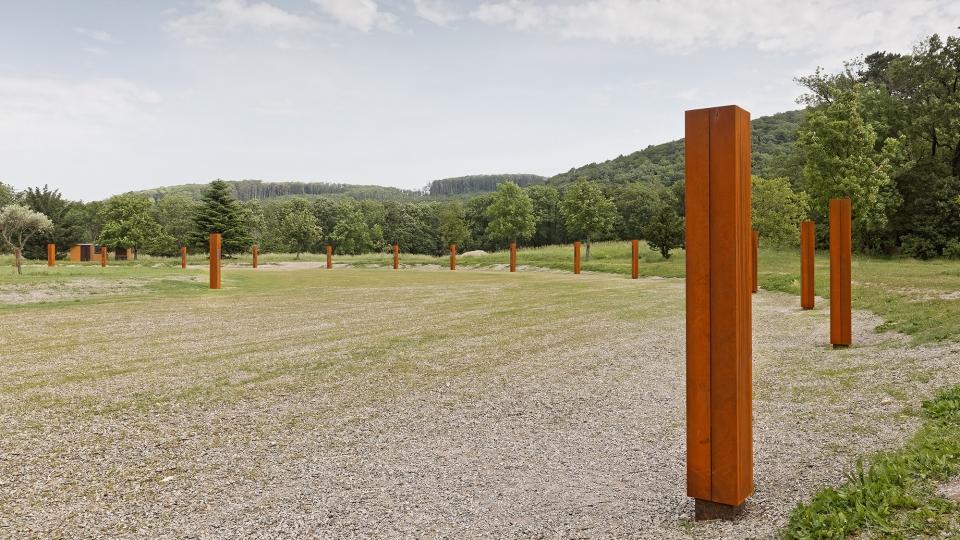 Wien: Neuer Klangraum Lebensbaumkreis Am Himmel
