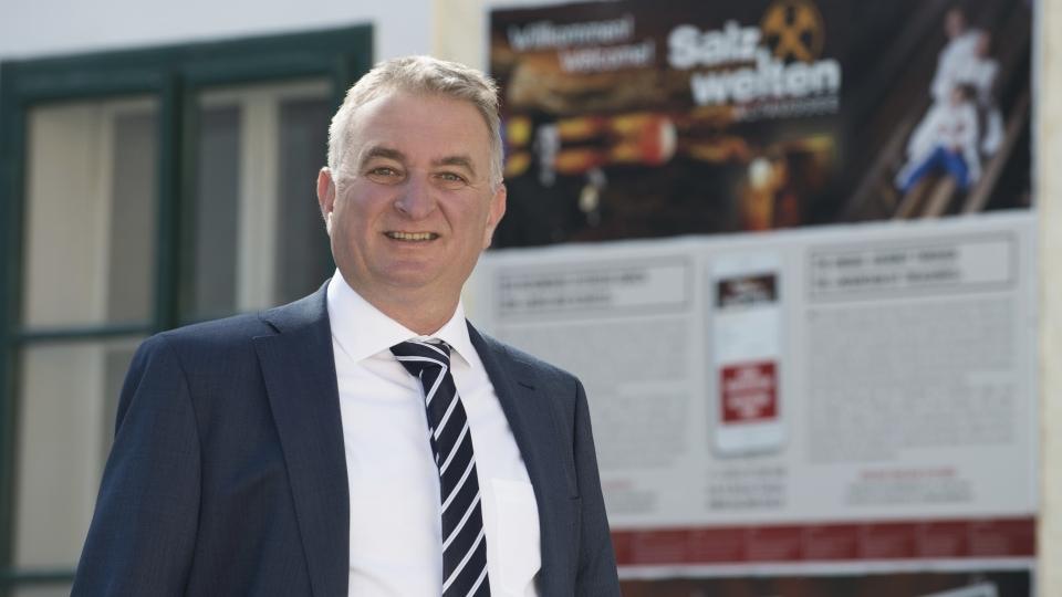 Neuer Geschäftsführer bei der Salzwelten GmbH