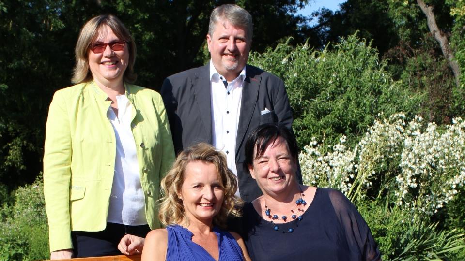 Vorstand Tourismusforum Incoming wiedergewählt