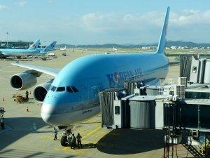 Airbus A380 der Korean Air