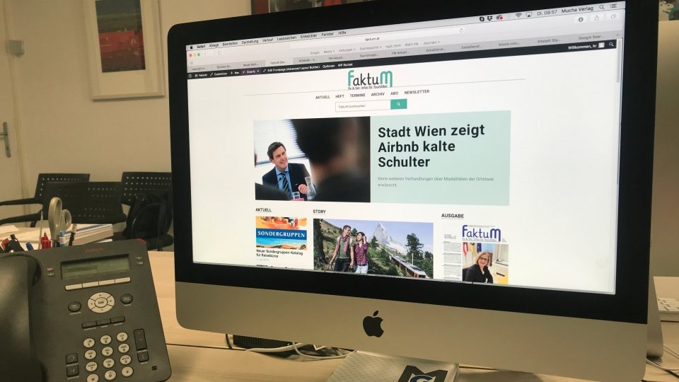FaktuM Homepage