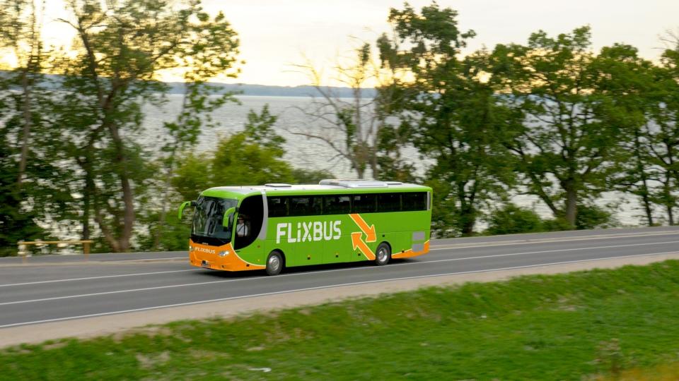 Flixbus-Betreiber sammelte halbe Million