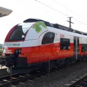 ÖBB testet ersten akkubetriebenen Zug