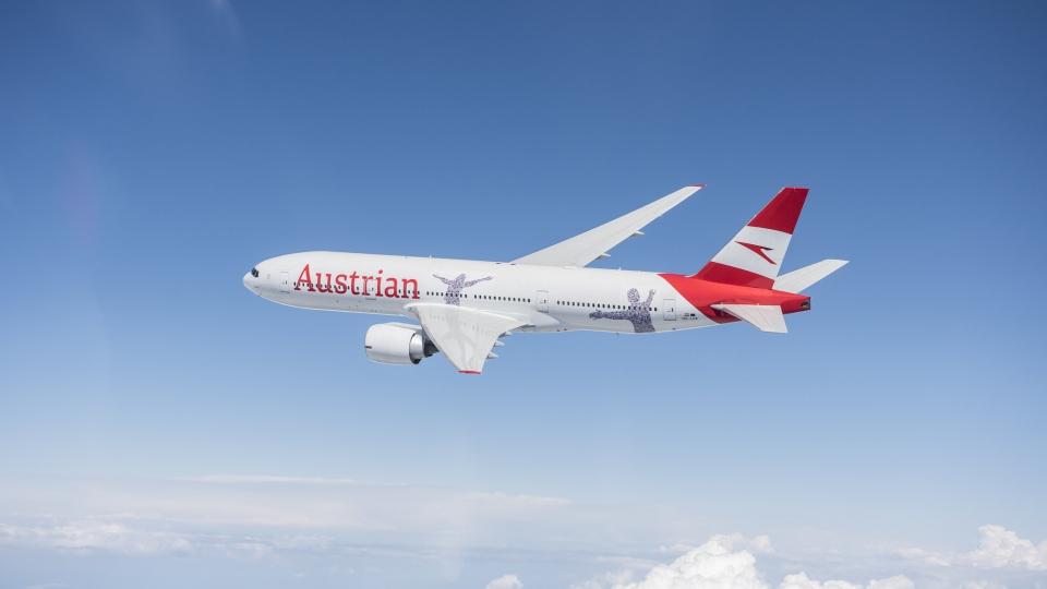 AUA reduziert Flüge zwischen Klagenfurt und Wien
