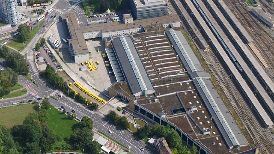 Ars Electronica weicht Hotel, Büros und Lokalen