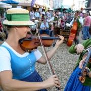Musiker des Kobenzer Streich