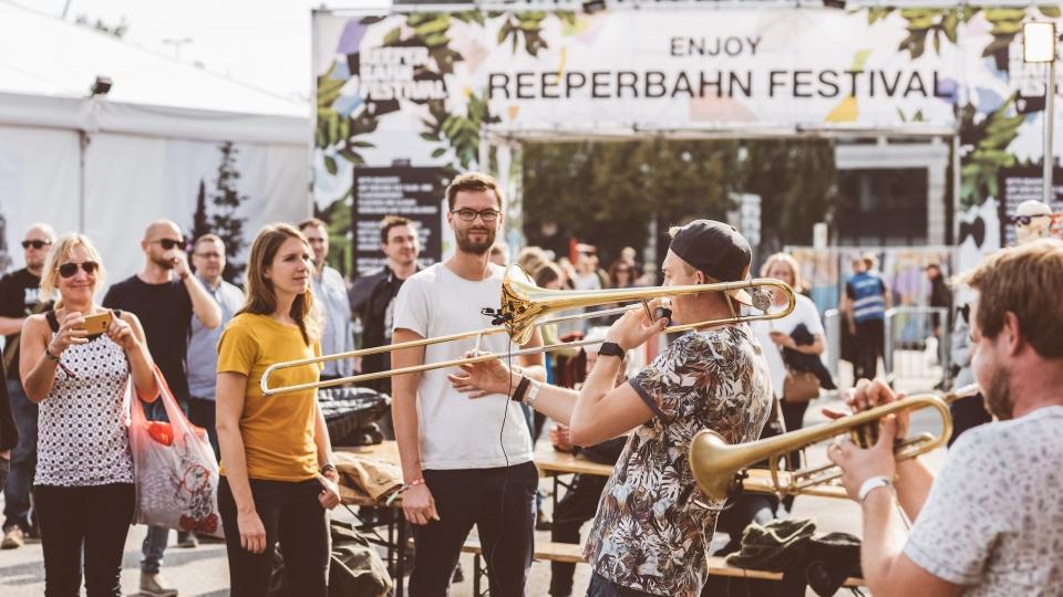 Reeperbahn Festival auf St. Pauli im September