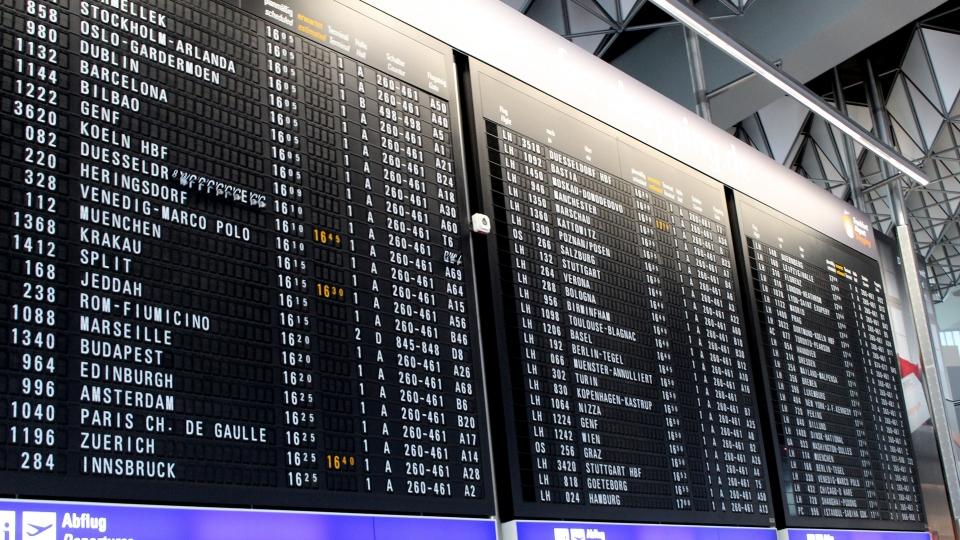 Flugreisen sorgten 2019 für Urlaubsärger