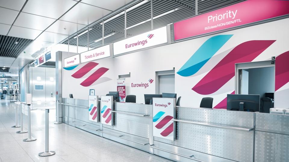 Eurowings bleibt weiter Sorgenkind