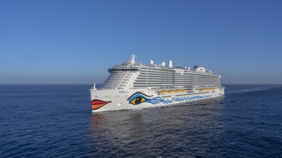 Aida Cruises erhielt Umweltsiegel