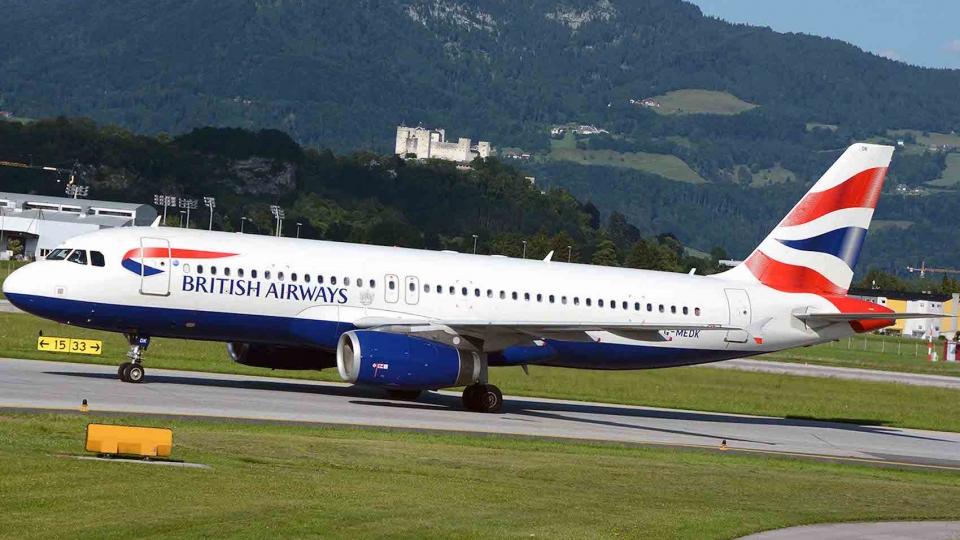 British Airways feiert 100-jähriges Bestehen