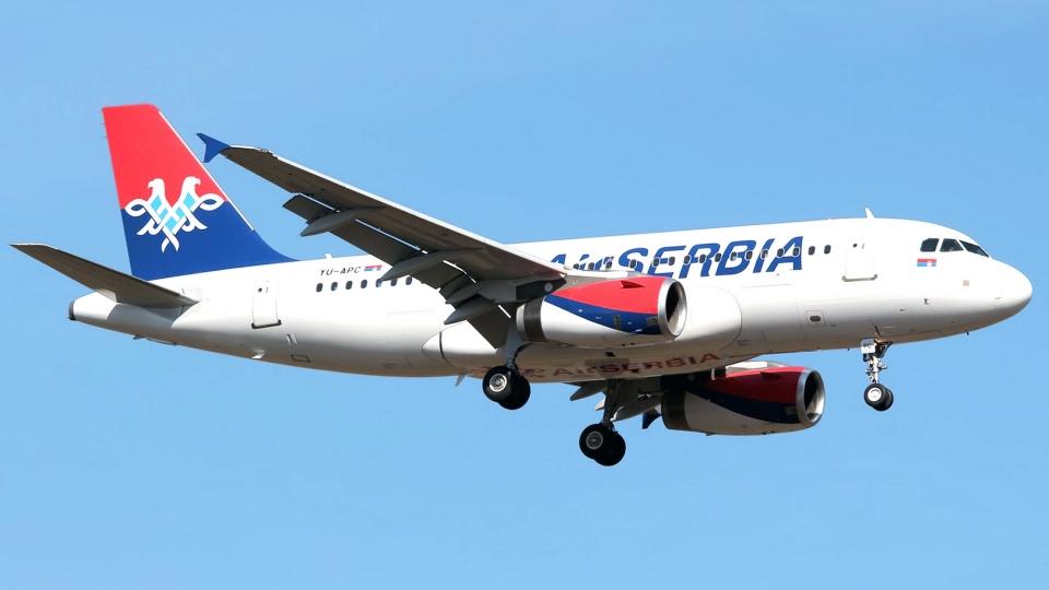 Air Serbia trägt zur Tourismusentwicklung bei