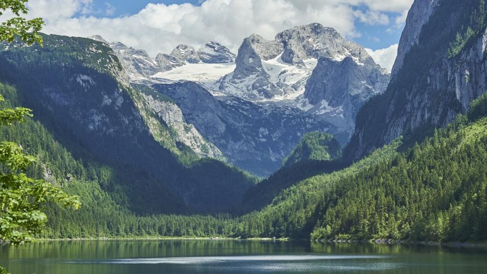 Die beliebtesten heimischen Berge auf Instagram