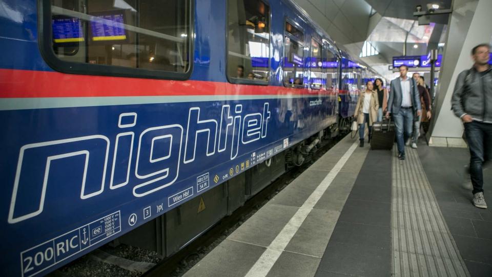 Schweizer Bahn kooperiert mit den ÖBB