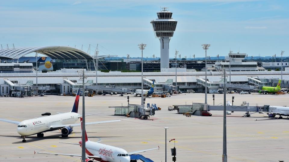 Passagierrekord auf deutschen Flughäfen