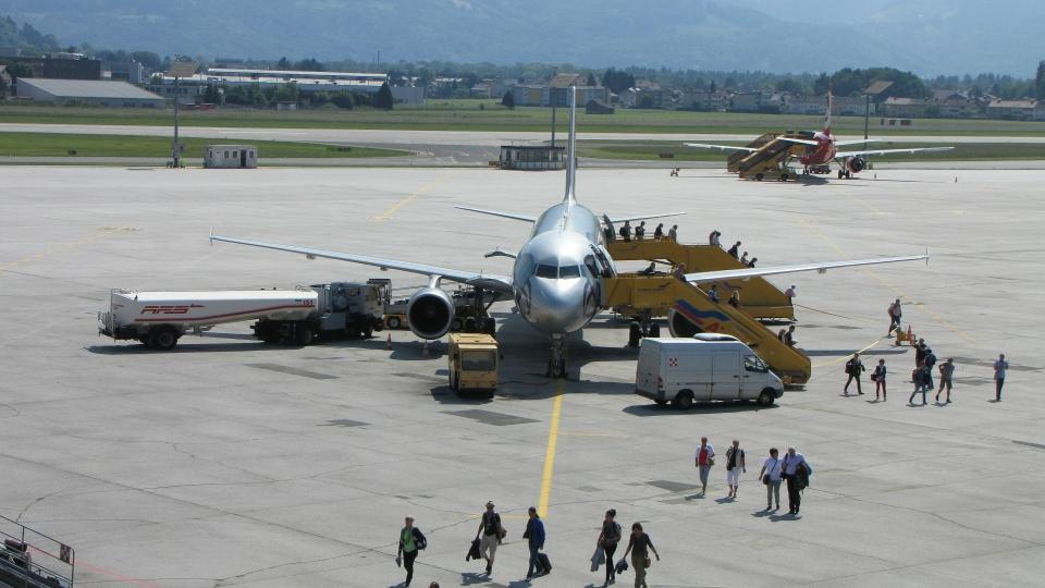 Heimische Flughäfen bekommen heuer mehr Gebühren