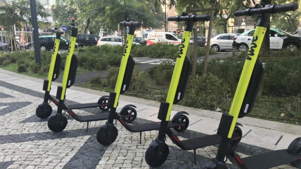 E-Scooter-Verleiher hive expandiert