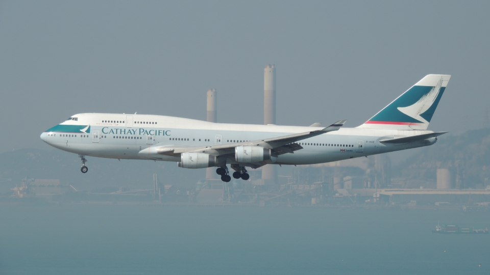 Airline Cathay Pacific verliert Chef