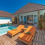 Neue Villa im Olhuveli Beach & Spa Resort