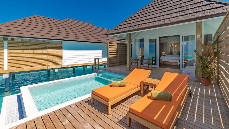 Neue Villa im Olhuveli Beach & Spa Resort
