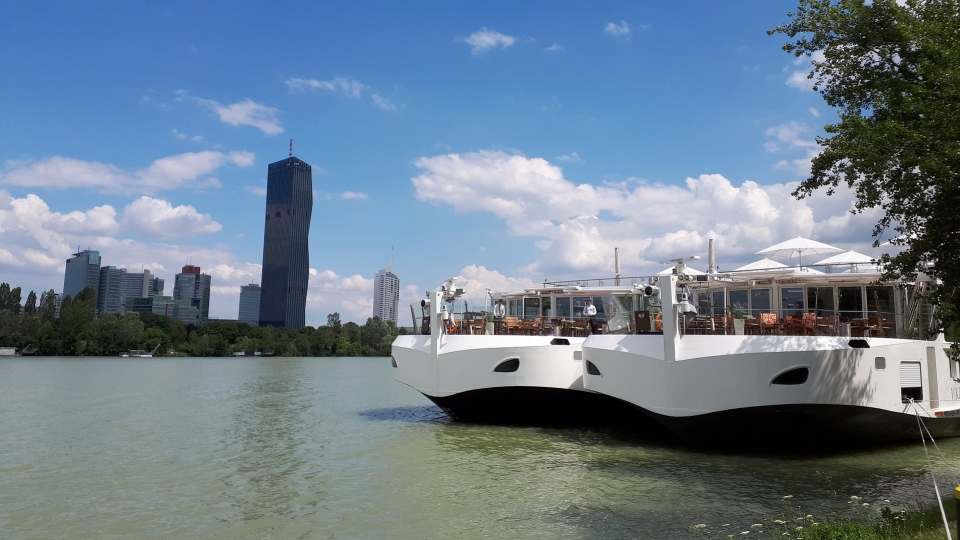 Schiff Ahoi: Wien profitiert vom Kreuzfahrt-Boom