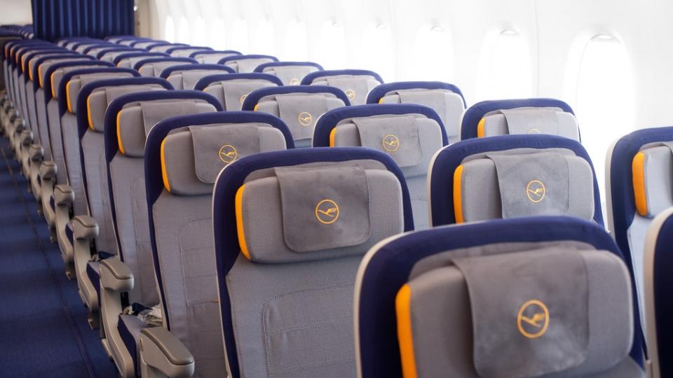 Neues Boarding System bei der Lufthansa