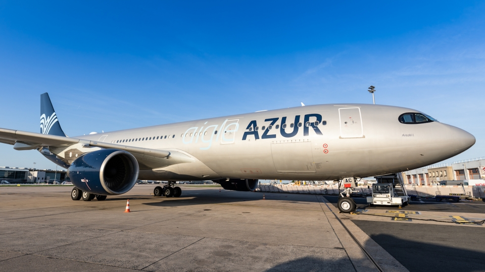 Fluglinie Aigle Azur beantragt Insolvenz
