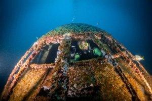 Unterwasser-Erlebnispark Dive Bahrain eröffnet