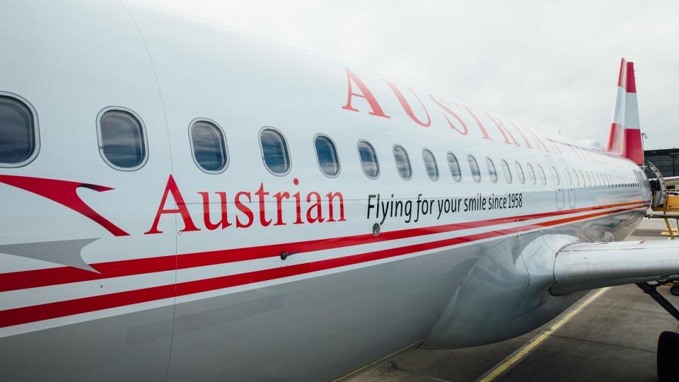 AUA: Drohnen zum Check von Flugzeugen