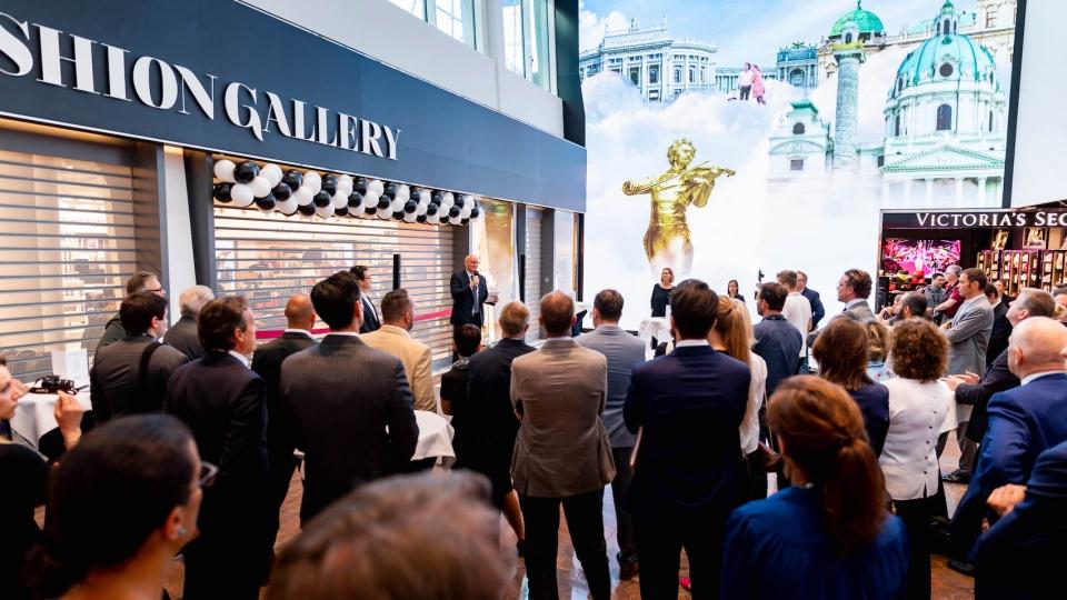 The Fashion Gallery eröffnete am Vienna Airport