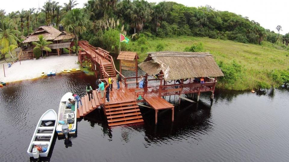 Guyana überzeugt mit nachhaltigem Tourismus