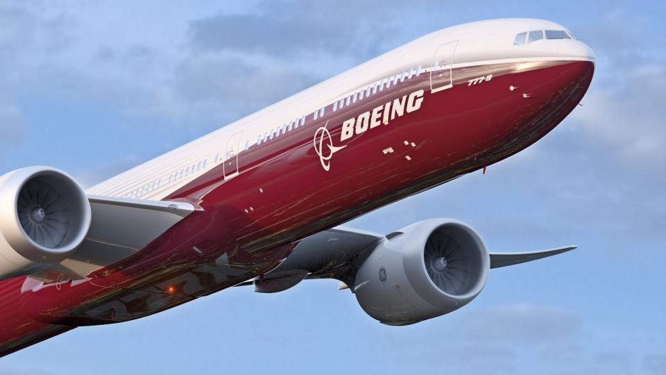 Boeing hat Probleme mit Langstreckenflieger