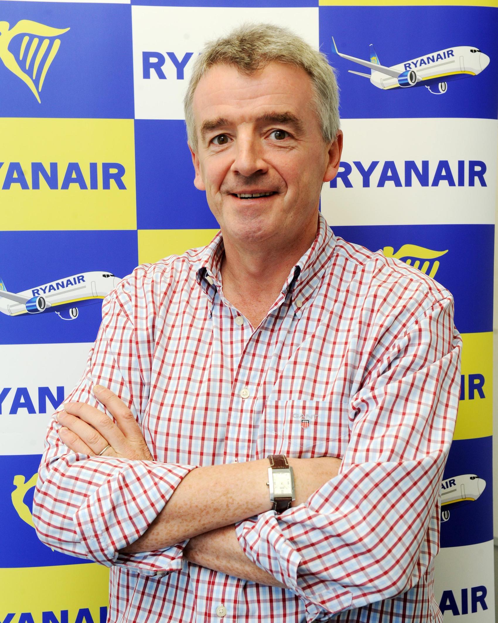 An Ryanair und Laudamotion