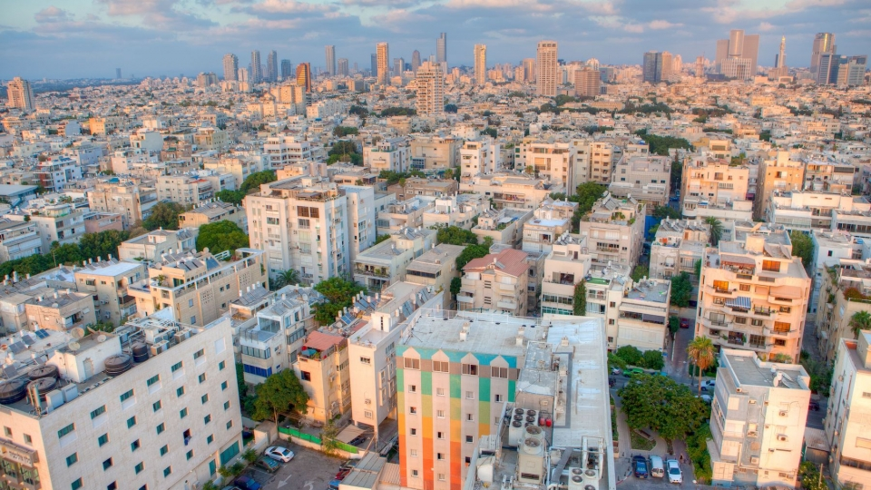 Tel Aviv feiert 100 Jahre Bauhaus