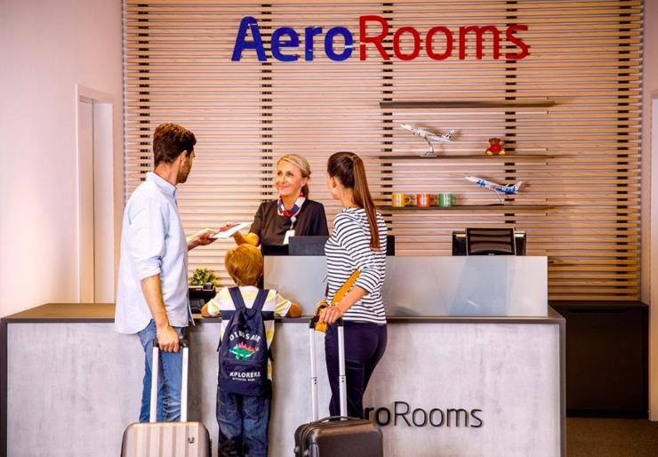 Neues Hotel eröffnet am Prager Flughafen