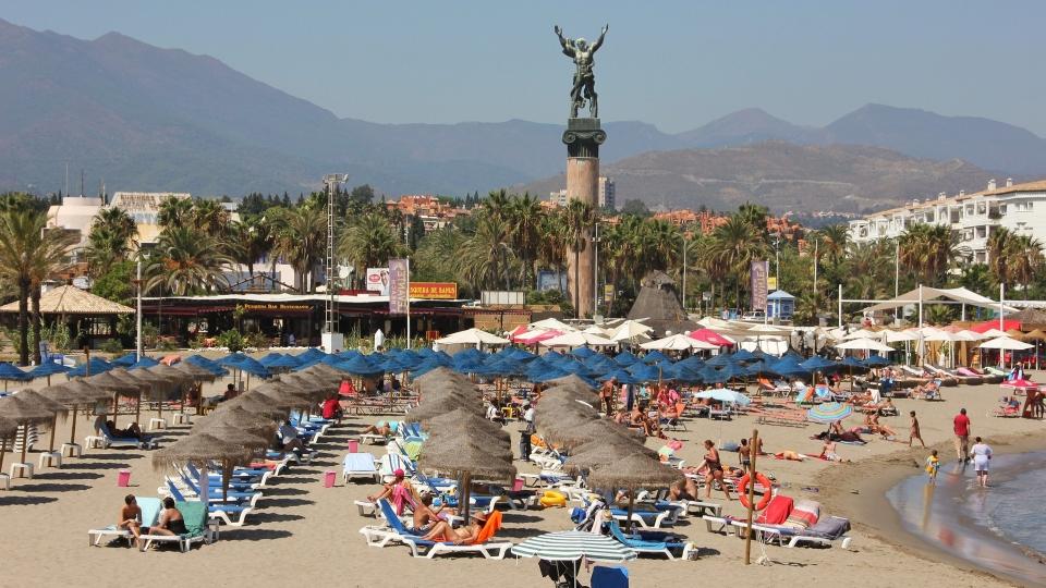 Spanien: Kleineres Plus bei Sommer-Tourismus
